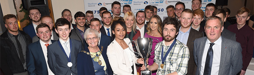 WEC Group apprentice awards