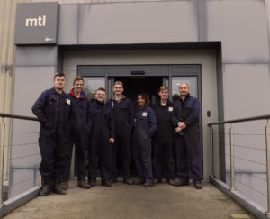 MTL Engineering Apprentices